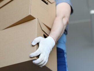 transport de cartons déménagement