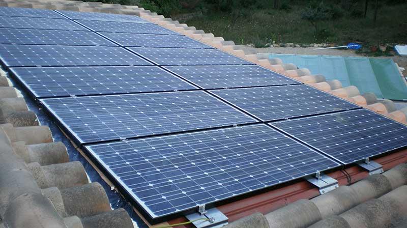 panneaux solaire - photovoltaïque