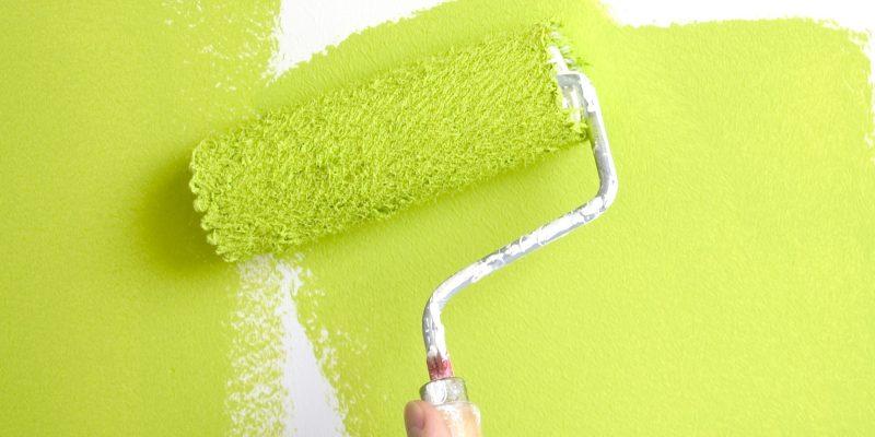 Choisir la bonne peinture pour l'intérieur ou l'extérieur