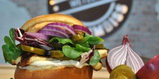 Le bio, c'est aussi se faire plaisir avec un délicieux burger