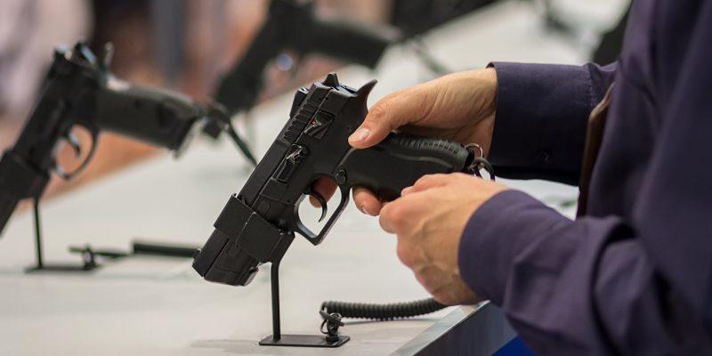 La législation française sur les armes