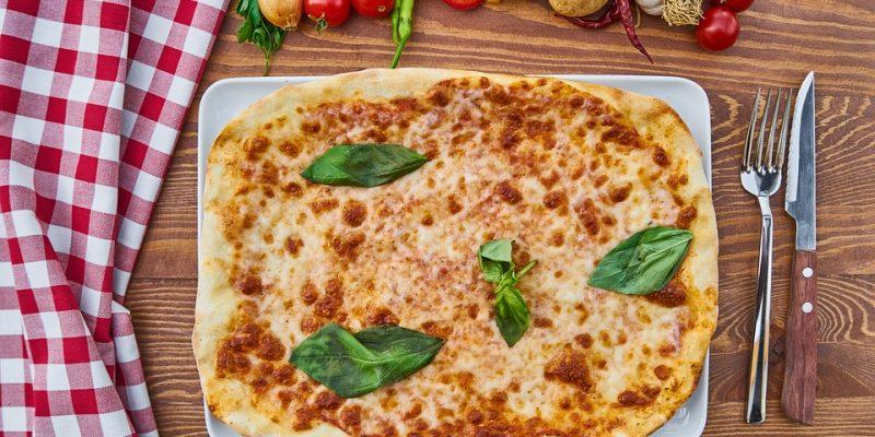 Faites attention à votre régime… Avec une pizza !