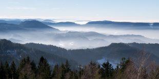 Rendez-vous dans les Vosges pour profiter de beaux paysages