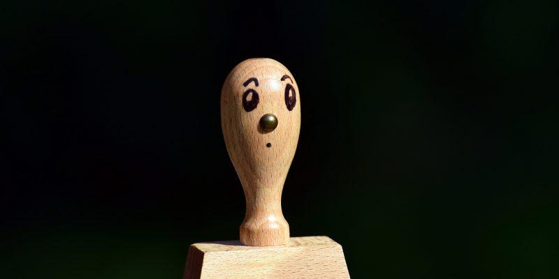 Pourquoi utiliser un tampon en bois?