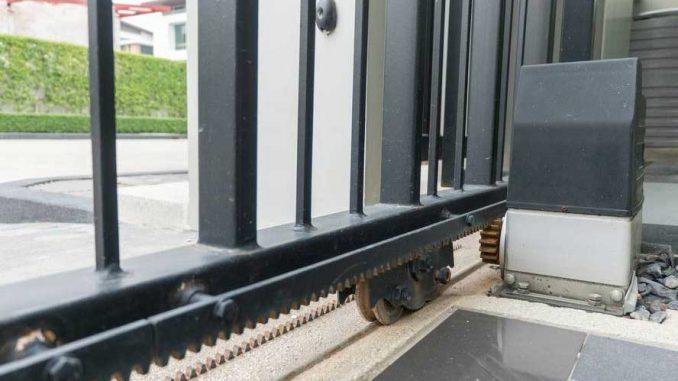 types de motorisation de portails électrique