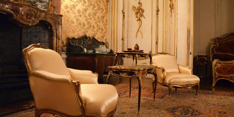 Les meubles baroques