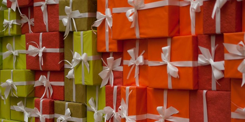 S'organiser pour les cadeaux de Noël