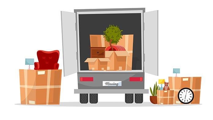 transport objets volumineux